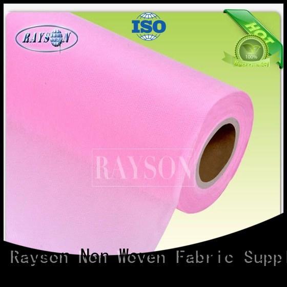 Rayson Non Woven Fabric Custom four seasons pillows factory for beauty salon use