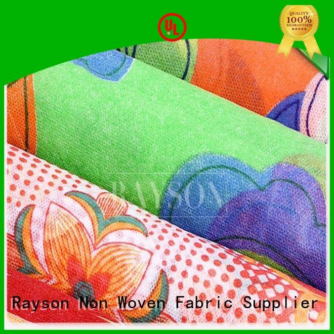 pot ppamp keep weeding Rayson Non Woven Fabric Brand pp spunbond nonwoven fabric supplier
