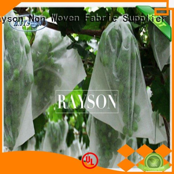 heat fruit cover mesh manufacturer for home furnishings Rayson Non Woven Fabric