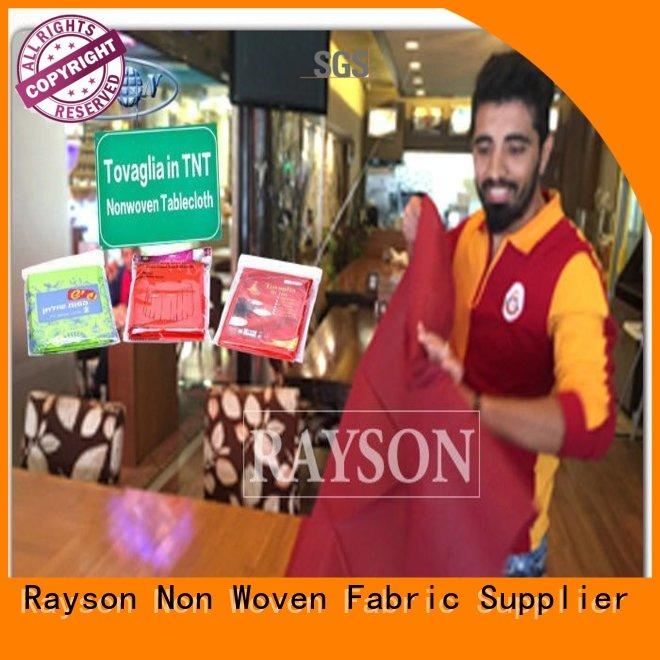 Rayson Non Woven Fabric high quality manufacturer for outerdoor