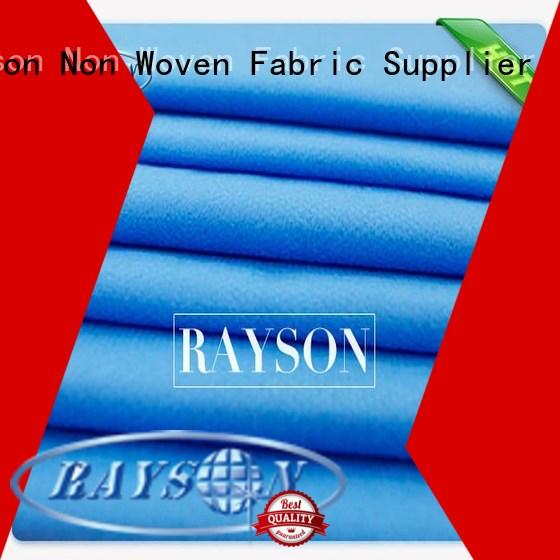 Rayson Non Woven Fabric convenient manufacturer for beauty salon use