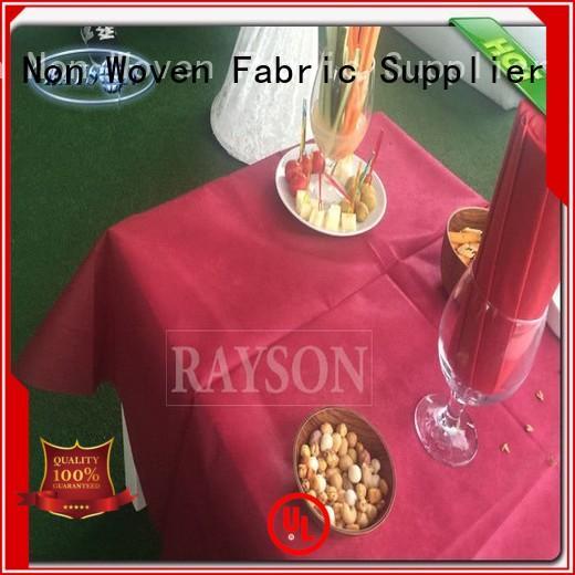 individual series for picnic Rayson Non Woven Fabric