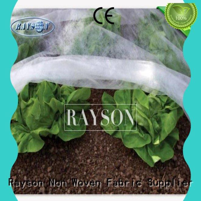 Rayson Non Woven Fabric join landscape matting series for root control bags