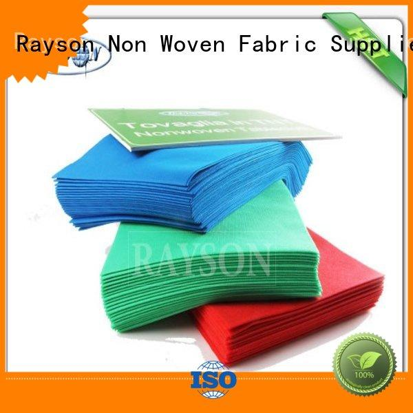 Rayson Non Woven Fabric high quality 20cmx50m for factory