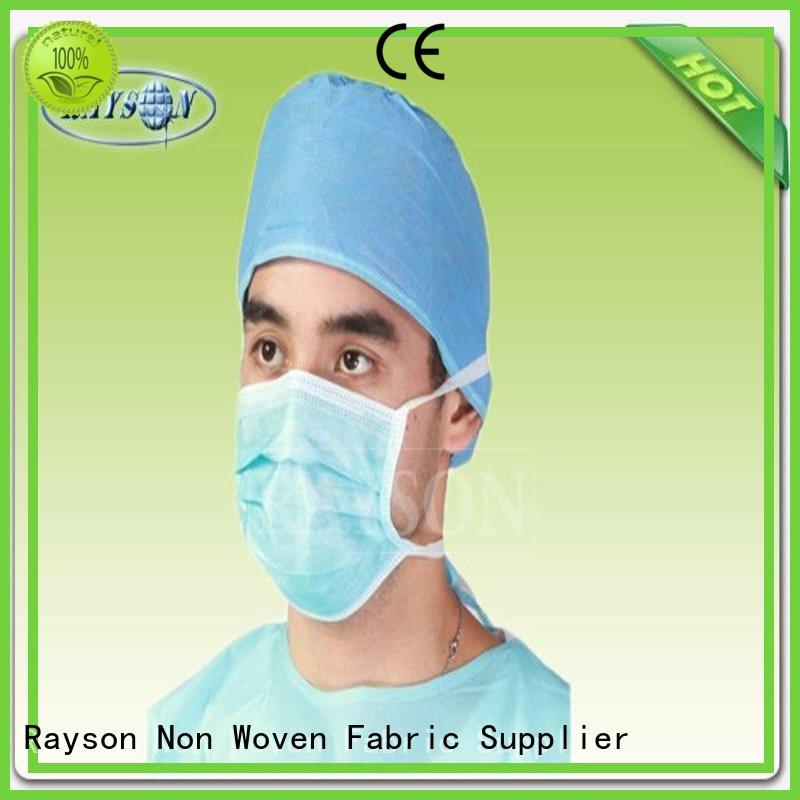 Rayson Non Woven Fabric seasame wholesale for doctor