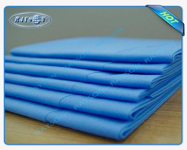 Beauty Salon Laminated Non Woven Fabric with Disposable Polypropylene