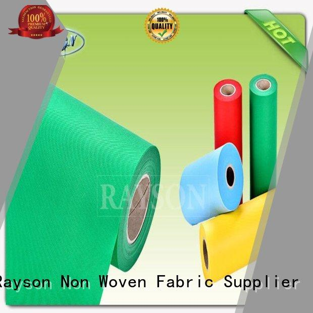 Rayson Non Woven Fabric black non woven fabric rajkot manufacturers for agricultural covers