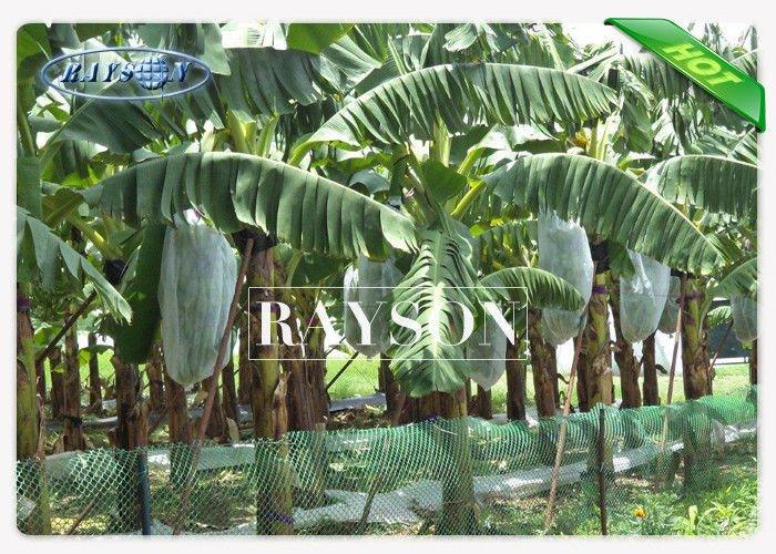 White Color PP Nonwoven Fruit Protection Bag Covering Banana Cultivation Bags