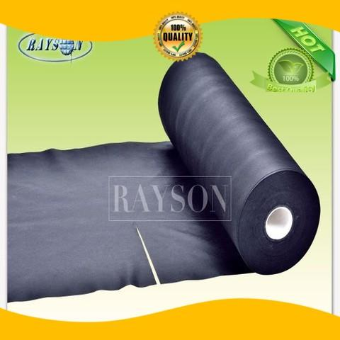 Hot fire retardant fabric by the yard table Rayson Non Woven Fabric Brand