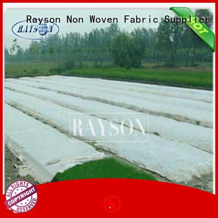 40gsm best landscape fabric to use sgs for root control bags Rayson Non Woven Fabric