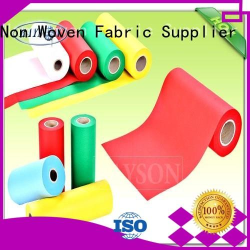 Rayson Non Woven Fabric hight nonwoven technology factory for medical /hygiene