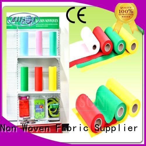 woven vs nonwoven fabric extra Rayson Non Woven Fabric Brand pp spunbond nonwoven fabric