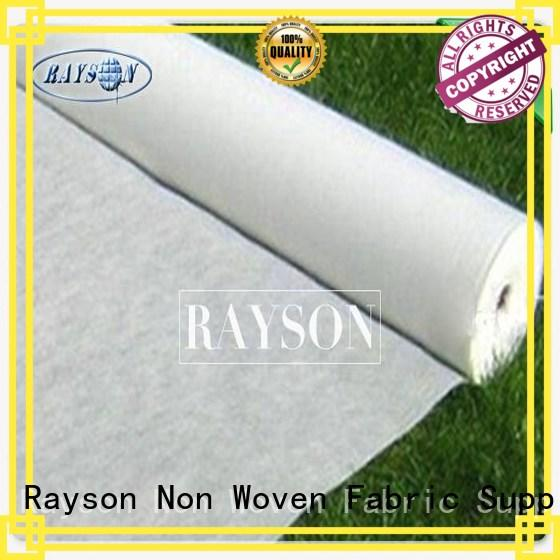 maintain woven polypropylene landscape fabric supplier for root control bags Rayson Non Woven Fabric
