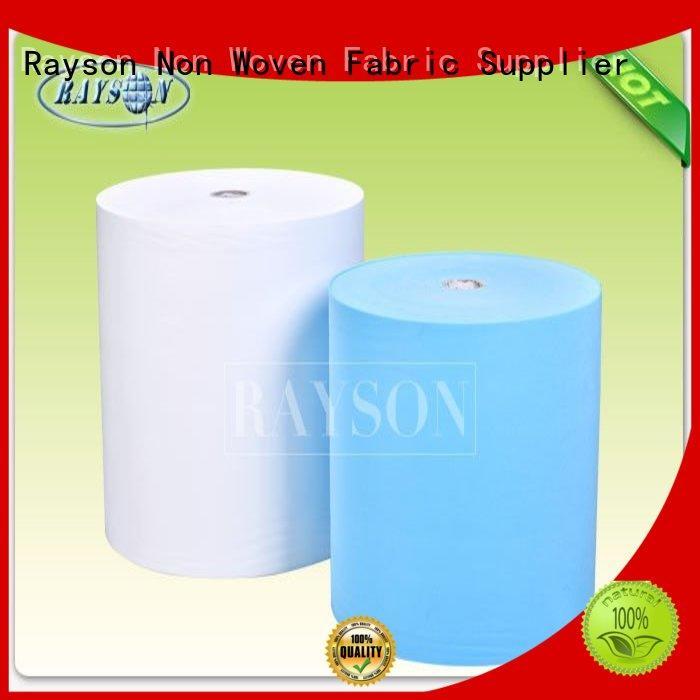 Rayson Non Woven Fabric Brand piece nonowoven woven vs nonwoven fabric years039 supplier