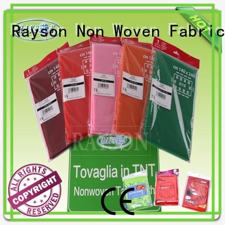 Rayson Non Woven Fabric resistant series for home
