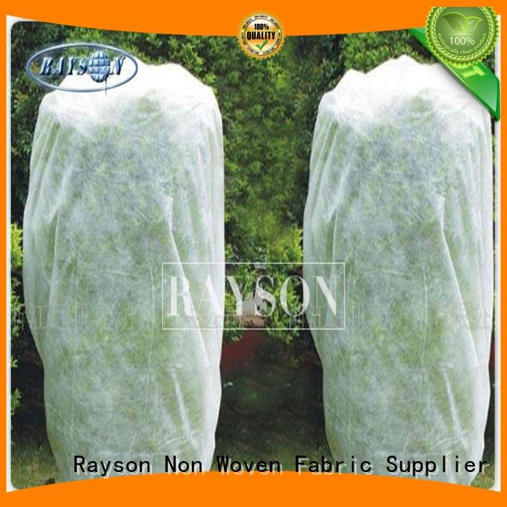 Rayson Non Woven Fabric online horticultural fabric supplier for plants covers