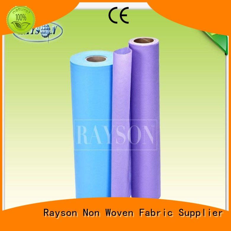 Rayson Non Woven Fabric High-quality how to make a rug non slip factory for yoga
