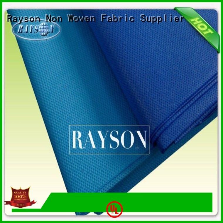 Rayson Non Woven Fabric Best spunbond bag Supply for bedding industries