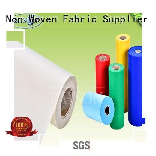 fair bags more pp spunbond nonwoven fabric Rayson Non Woven Fabric