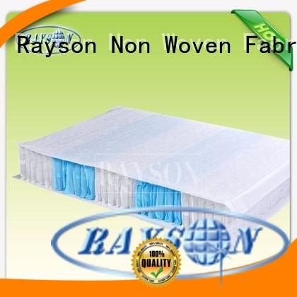 woven vs nonwoven fabric uv blanket geotextile Warranty Rayson Non Woven Fabric