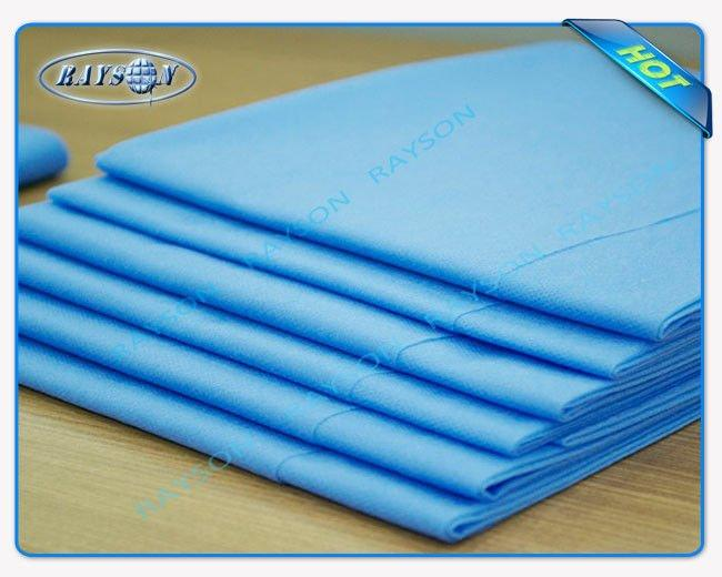 Rayson Non Woven Fabric polypropylene disposable bed pads for toddlers Supply for beauty salon use-1