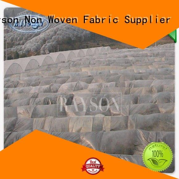 Rayson Non Woven Fabric anti uv landscape fabric for sale supplier for root control bags