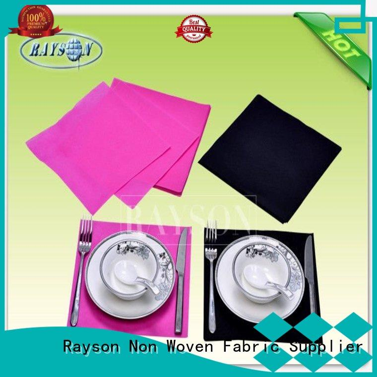 Rayson Non Woven Fabric pre - cuted wholesale for home