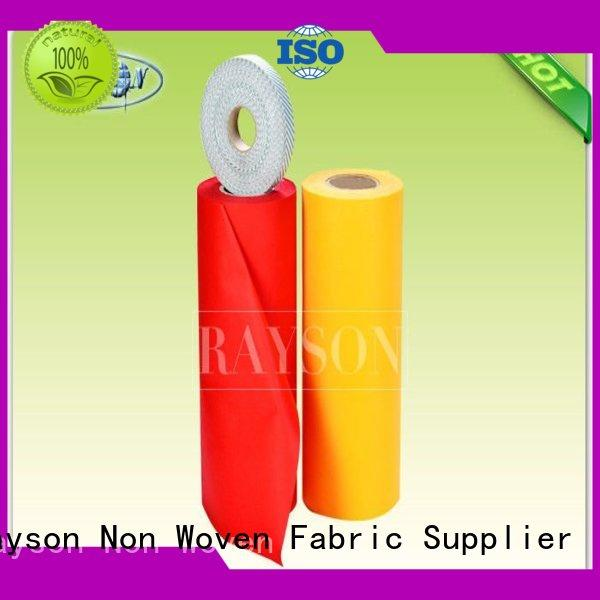 Rayson Non Woven Fabric eco-friendly manufacturer for hospital