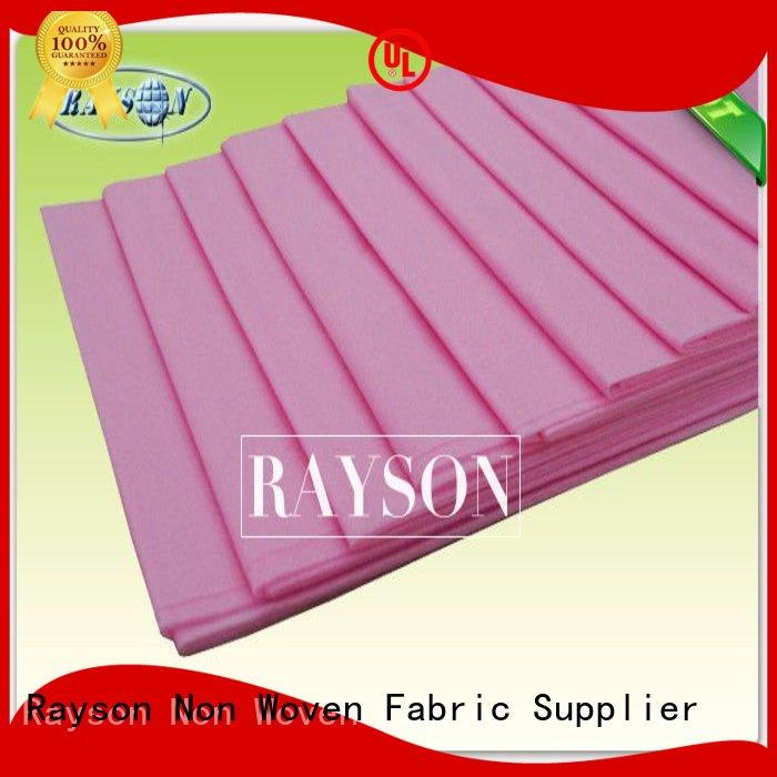 Best disposable bed sheet roll india water factory for beauty salon use