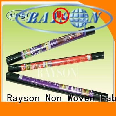 Rayson Non Woven Fabric online pp non woven fabric manufacturer for root control bags