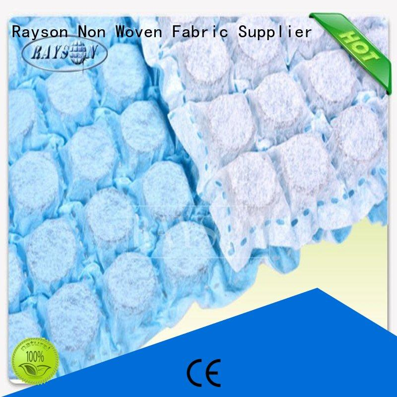 Rayson Non Woven Fabric High-quality medical non woven fabric factory for suits pockets