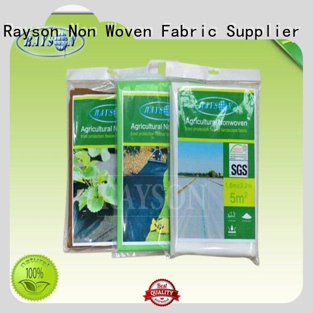 anti uv landmaster landscape fabric series for root control bags Rayson Non Woven Fabric