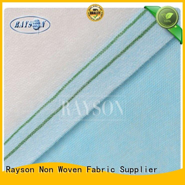 Rayson Non Woven Fabric online porous weed control fabric supplier for seed blankets