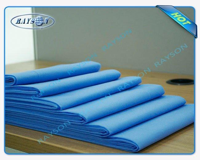 woventablecloth prmeable range laminated non woven fabric Rayson Non Woven Fabric