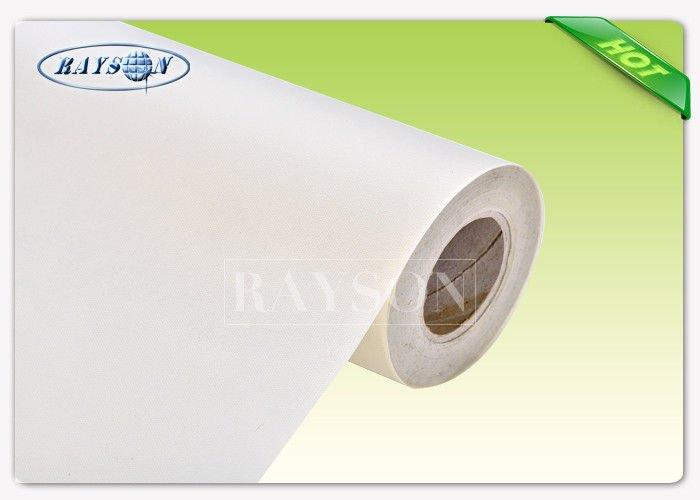 Virgin PPSB Non woven Flame Retardant Fabric For Making Mattress To Europe