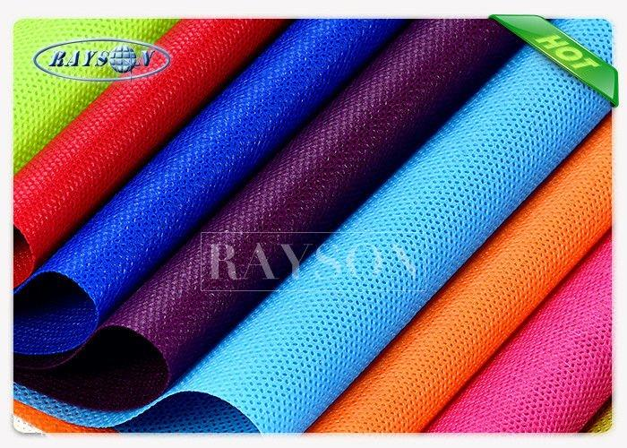 Optional Color Breathable Dot Style PP Spunbond Non Woven Fabric or Wrapping Flower