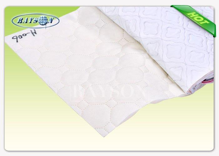 Dot size in 8mmx8mm Anti Slip Fabric PP Non Woven Fabric For Yoga Products