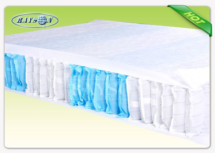 Mattress Use PP Spunbond Non Woven Fabric Products For Packing Pocket Spring / Quilting