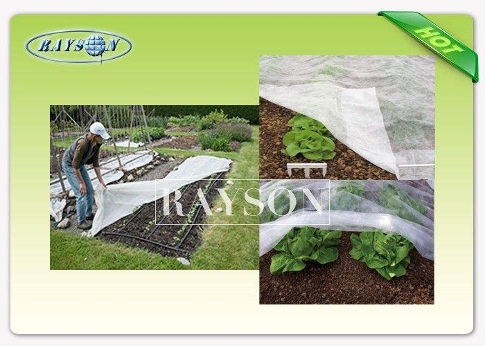 Waterproof Agriculture Spunbond Frost Protection Fleece with Oekotex Certificate