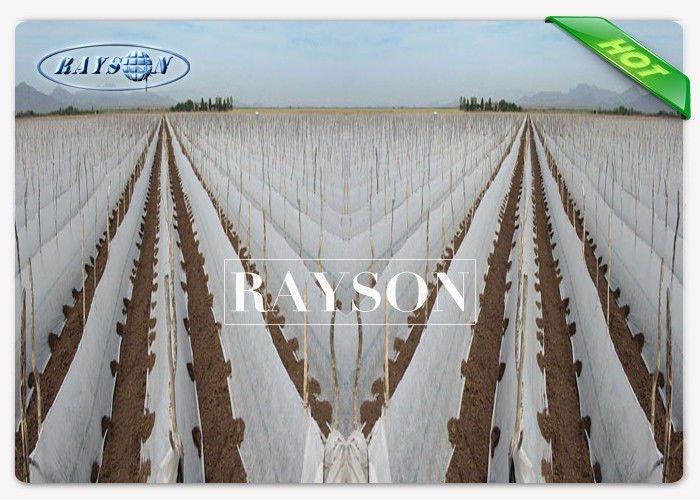 Reinforced Edges Technology Garden Weed Control Fabric Weed Block Fabric For Horticultural Sector