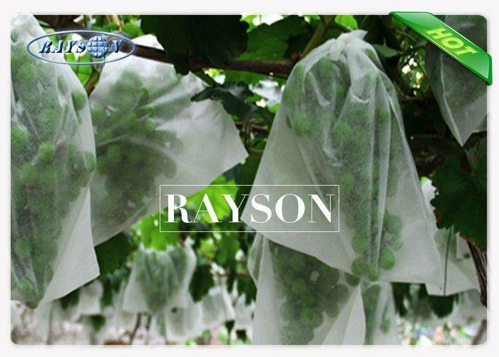 Insect Prevention Fruit Protection Bag In Good Breathable , Fruit Fly Netting for Fruit Trees