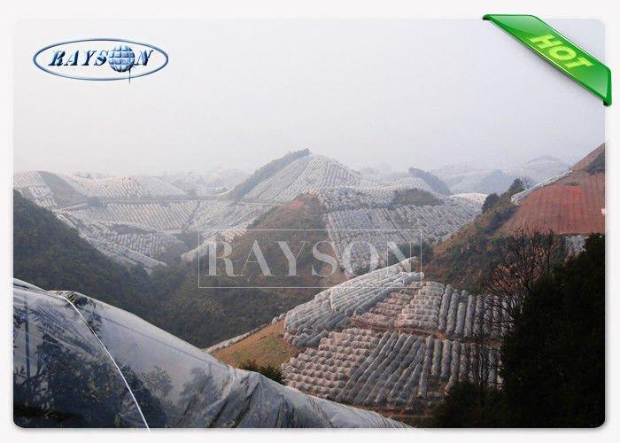 Black Landscape Cloth Anti-UV Biodegradable Landscape Fabric for Wind and Show Protection