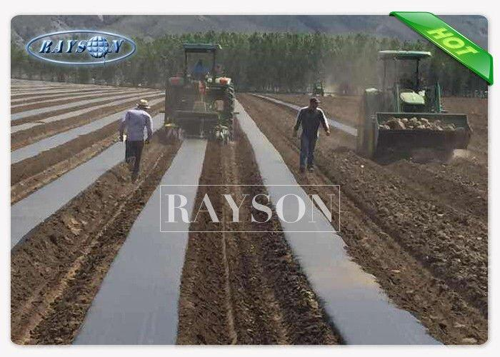 Wide Width Join Garden Weed Control Fabric In PP Non Woven Material