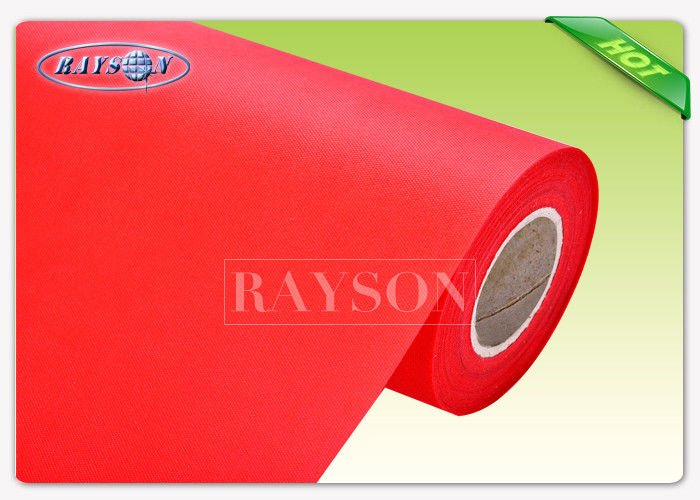 100% Virgin PP Spunbond Non Woven Fabric For Mattress / Bedding / Upholstery