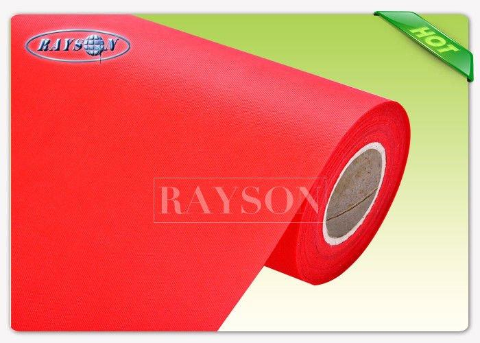 diffrent upholstery pp spunbond nonwoven fabric products Rayson Non Woven Fabric