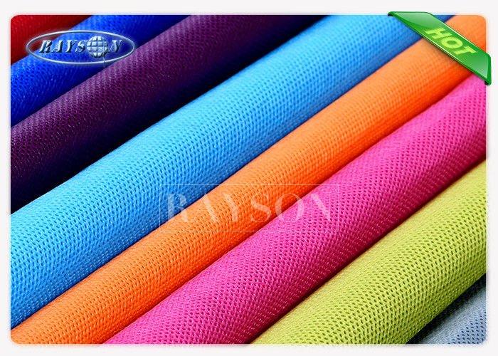 Rayson Non Woven Fabric Non toxic and soft baby diapaer material hydrophilic non woven / SS non woven Hydrophilic Non Woven image2