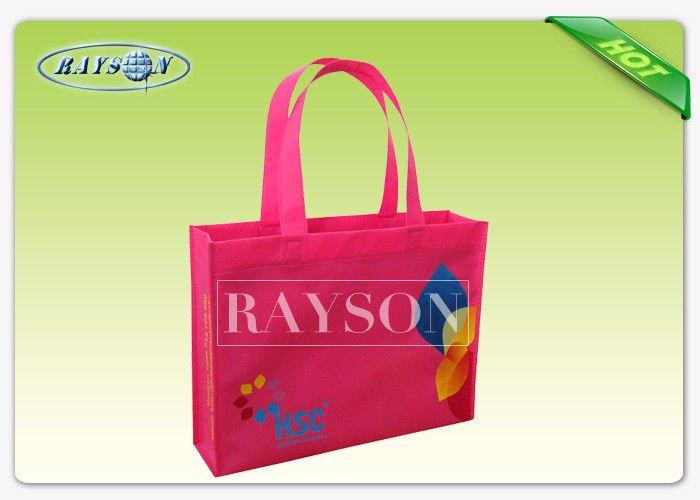 Rayson Non Woven Fabric Full Printing TNT Polypropylene Shopping Bags / Custom Printed Non Woven Bags PP Non Woven Bags image15