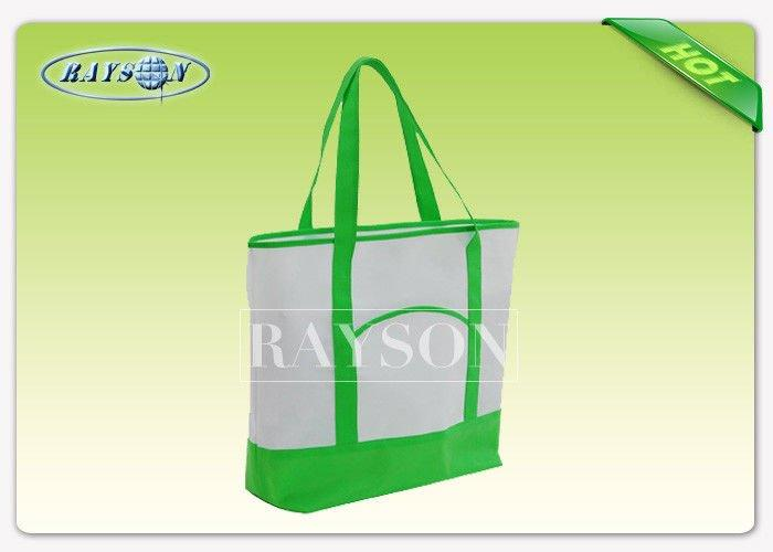 Customized Logo PPNonwoven Bag Non Woven Promotional Bag Open Top Type With Strong Handle