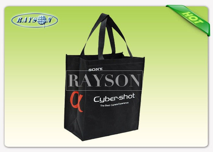 Rayson Non Woven Fabric PP Woven Bags Recycling Ultrasound Sewed Jewelry Exported To Asia Market PP Non Woven Bags image3