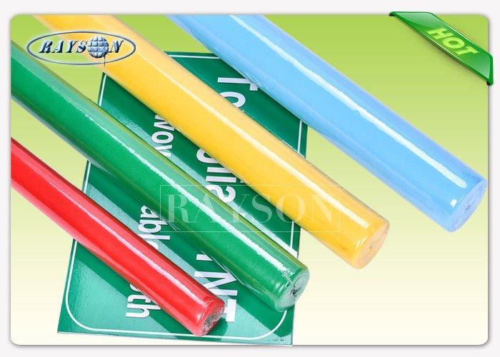 Deposable 45 gsm Small Roll Non Woven Tablecloth 100% Fresh Polypropylene
